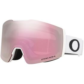 Oakley Fall Line XM Gafas de Nieve Mujer, white/prizm snow hi pink iridium